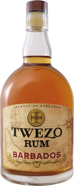 TWEZO Barbados rum 40%