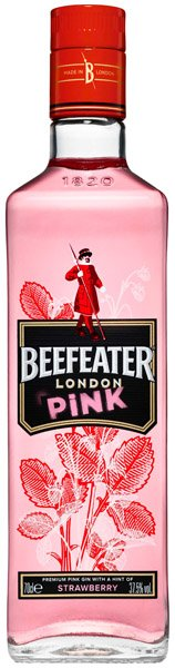 BEEFEATER PINK gin 37,5%