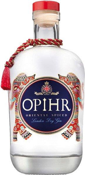 OPIHR ORIGINAL SPICED London dry gin 42,5%