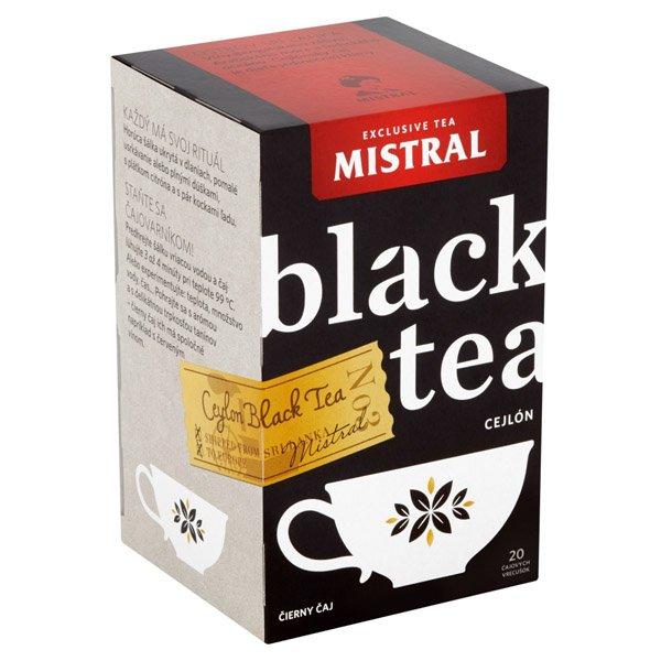 1ks MISTRAL čaj čierny Cejlón HB