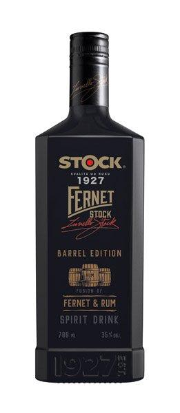 Fernet Stock Edícia Rum Barrel 35% 0,7l
