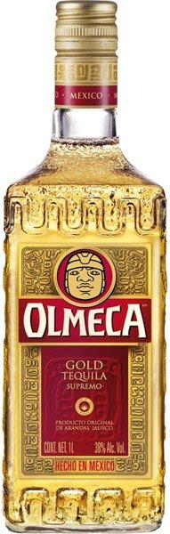 OLMECA Reposado tequila 38%