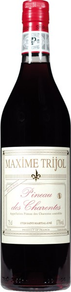 Maxime Trijol Pineau de Charentes Red 17%