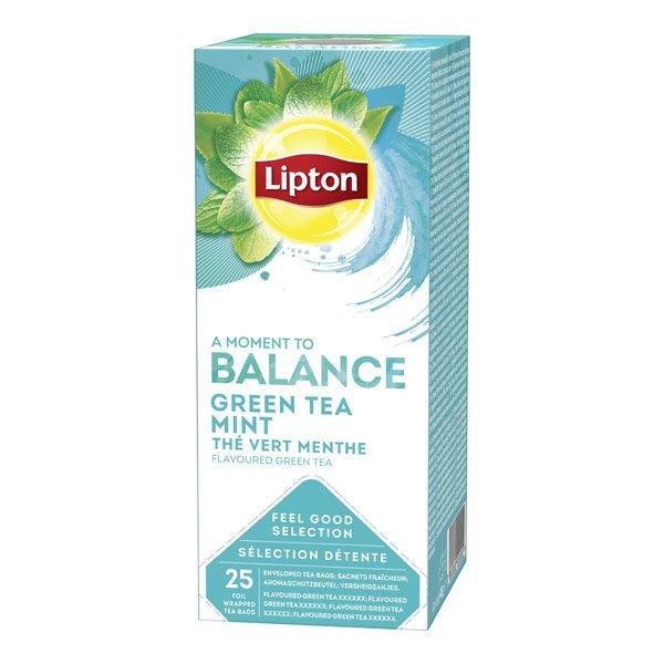 1ks LIPTON čaj mäta HB