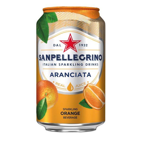 SAN PELLEGRINO Pomaranč