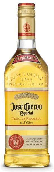 JOSE CUERVO Reposado tequila 38%