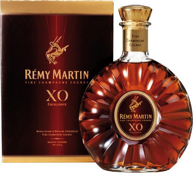 REMY MARTIN XO Excelence cognac 40% DB