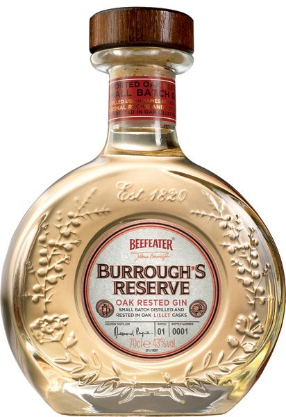BEEFEATER Burrough´s Reserve gin 43%