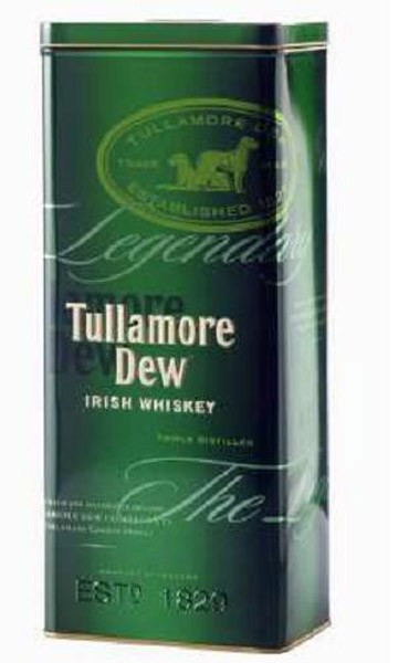 TULLAMORE DEW whisky 40% plech                     0.7l