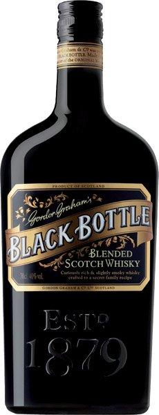 BLACK BOTTLE Scotch whisky 40%