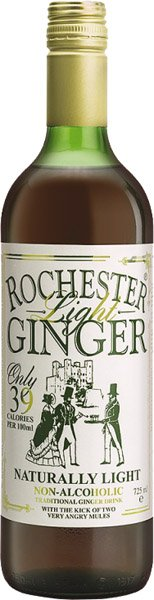 Rochester Ginger LIGHT 725 ml