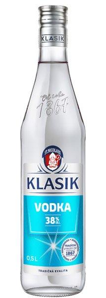 Vodka Klasik 38%