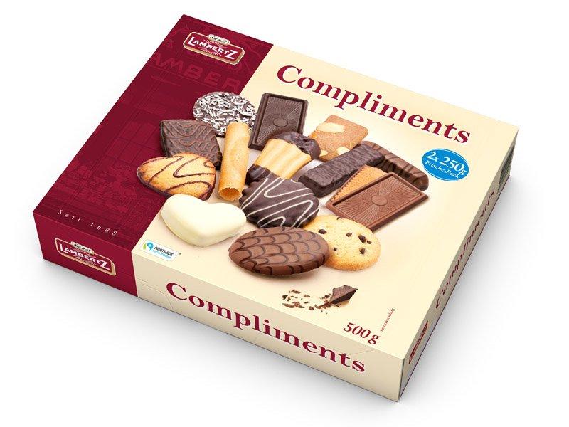 Lambertz Compliments kolekcia sušienok