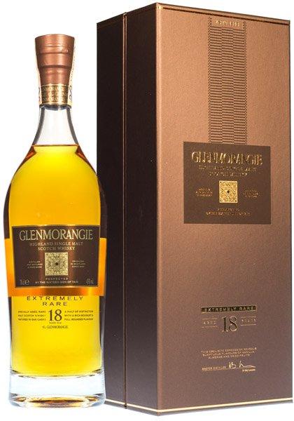 GLENMORANGIE 18y whisky 43% darčekové balenie