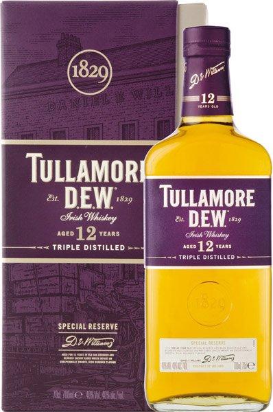 TULLAMORE DEW 12y whisky 40% darčekové balenie