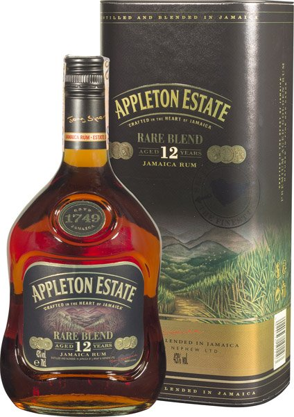 APPLETON Estate Extra 12yo 43%