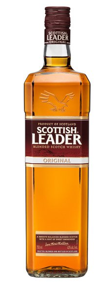 SCOTTISH Leader whisky 40%