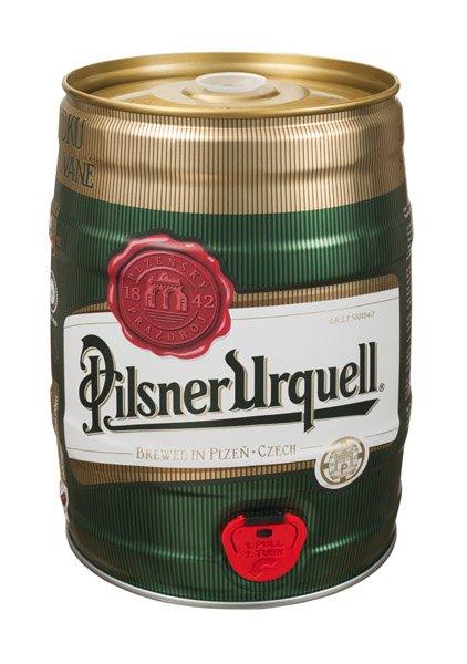 PILSNER URQUELL pivo svetlé 12% súdok