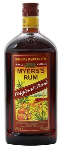 MYERS Original rum 40%