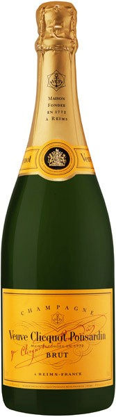 Veuve Clicquot Ponsardin Brut 0,75l