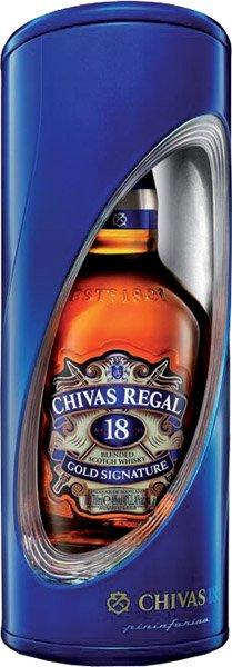 CHIVAS REGAL 18y whisky 40% Pininfarina db