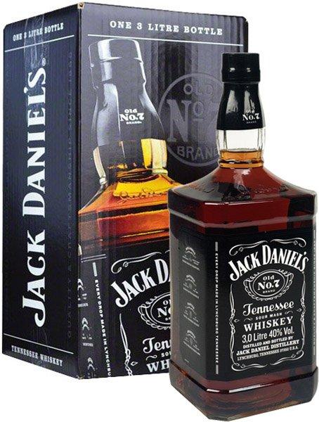 JACK DANIEL´S 40% darčekové balenie