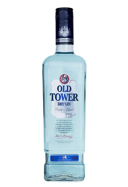 OLD TOWER gin dry 37,5%