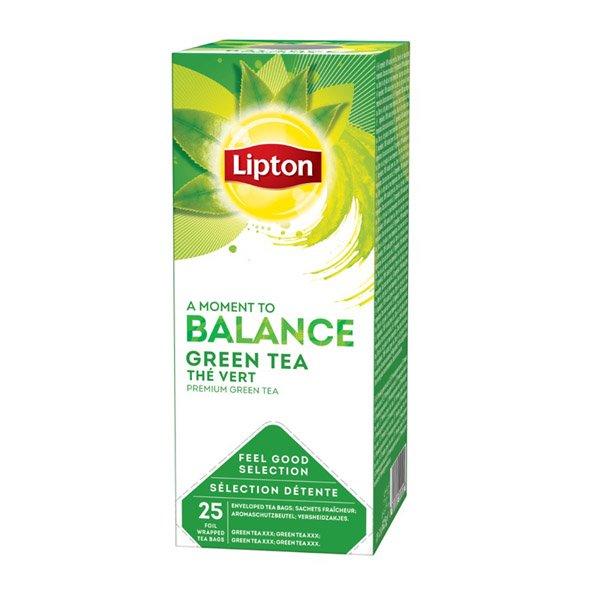 1ks LIPTON čaj zelený HB