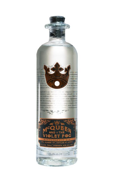 MCQUEEN AND THE VIOLET FOG GIN 40%