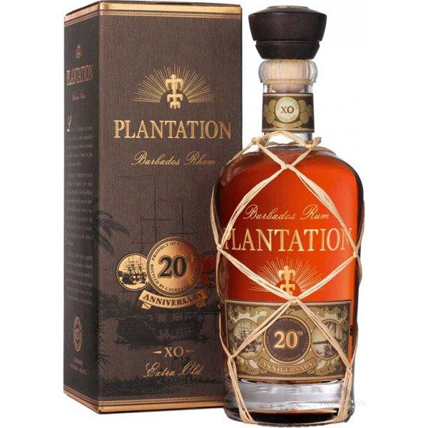 PLANTATION Extra Old 20th Anniversary rum 40% db