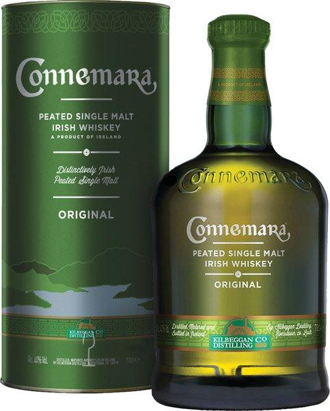 CONNEMARA PEATED single malt whiskey 40% db