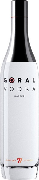 GORAL Master vodka 40%