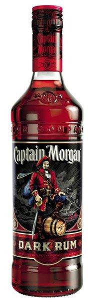 CAPTAIN MORGAN Black label rum 40%
