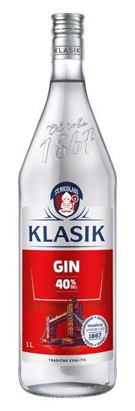 Gin Klasik 40%