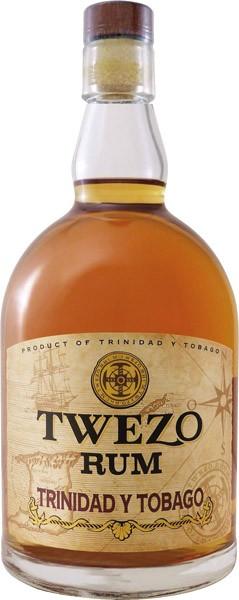 TWEZO Trinidad & Tobago rum 40%