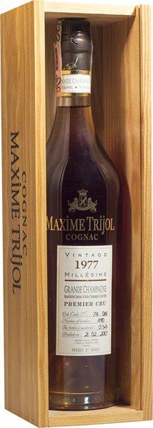 MAXIME TRIJOL Grande Champagne 1977 cognac 40% db