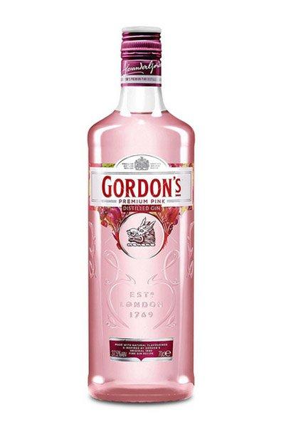 GORDON ´S PINK gin 37,5 %