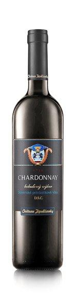 CHATEAU TOPOĽČIANKY Chardonnay bobuľový výber 2016 0.5l