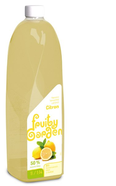 Koncentrat Fruity Garden Citón 1l 50%