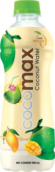 COCOMAX kokosová voda s mangom