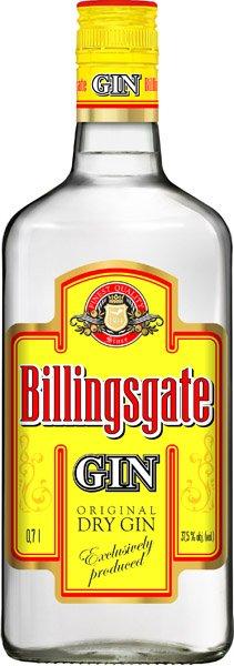 BILLINGSGATE gin 37,5%