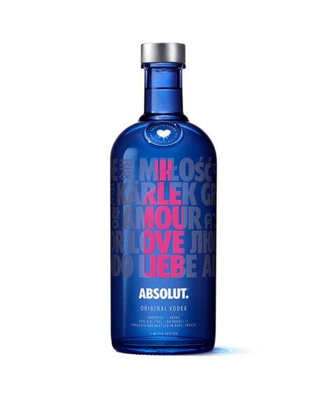 ABSOLUT vodka limitovaná edícia 40%