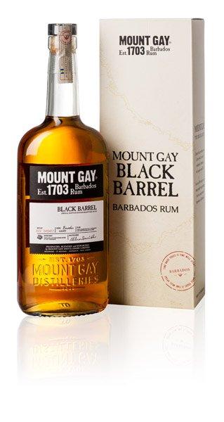Rum MOUNT GAY BLACK BARREL 43% darčekové balenie