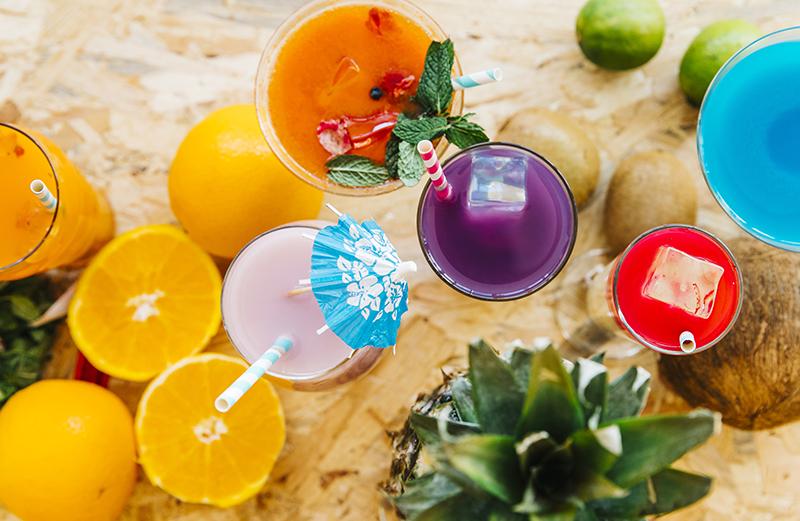 Letné Sanpellegrino koktaily na 5 spôsobov