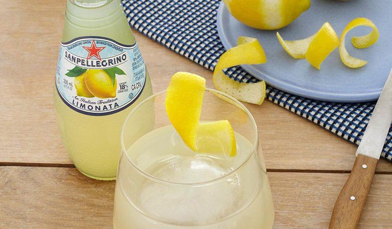 Sanpellegrino drinky: CLASSIC ITALIAN 75