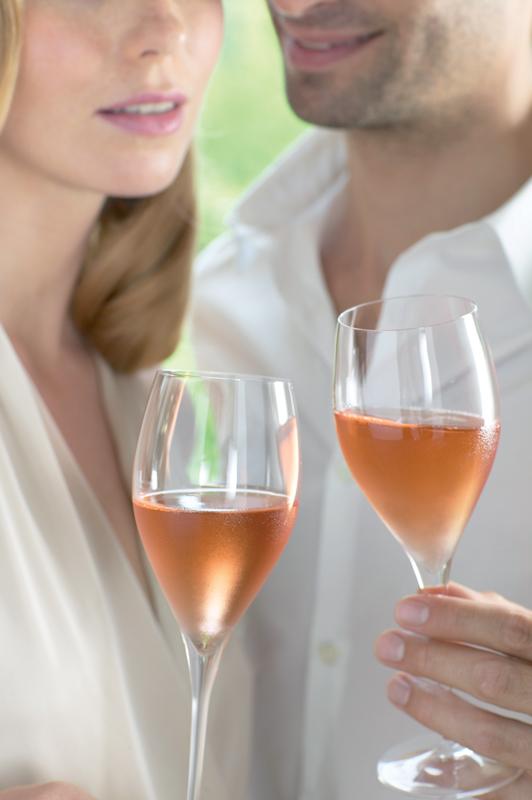 Laurent Perrier Cuvée Rosé šampanské 5