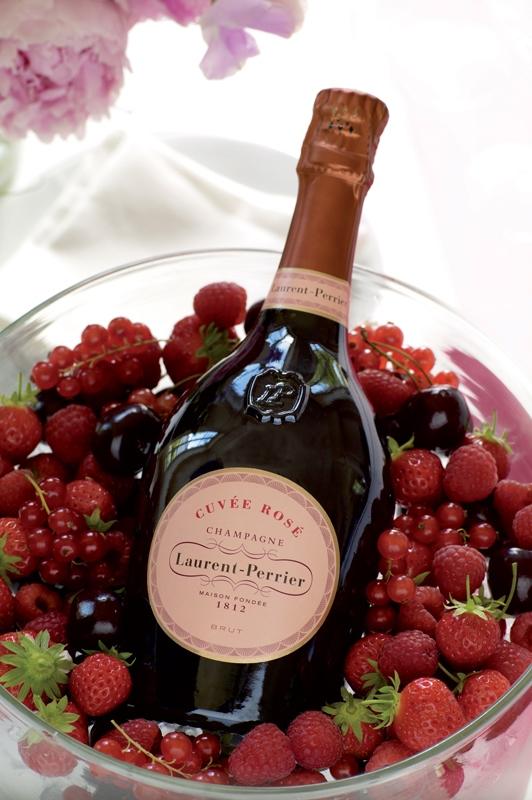 Laurent Perrier Cuvée Rosé šampanské 6