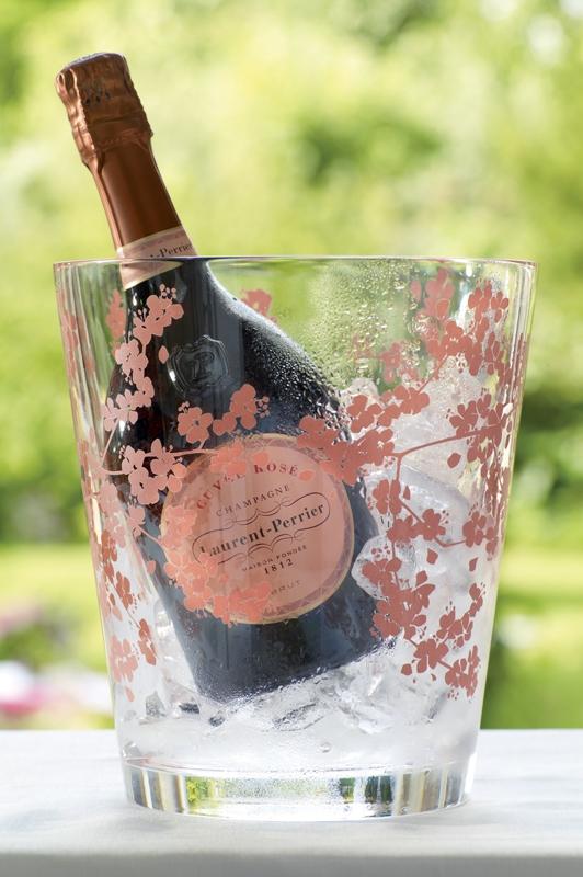 Laurent Perrier Cuvée Rosé šampanské 3