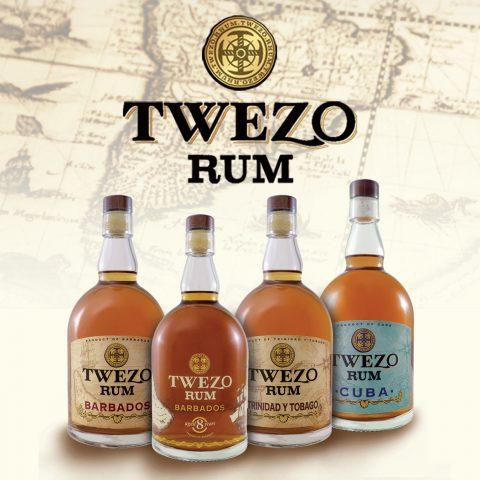 Twezo výberové rumy z Karibiku
