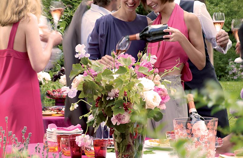 Laurent Perrier Cuvée Rosé šampanské
